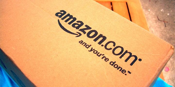 Amazon com manda a españa