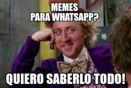 memes whatsapp 060215 cómo crear memes para whatsapp
