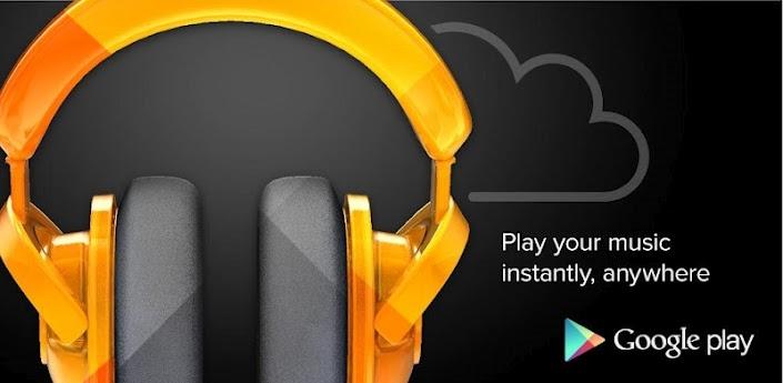 Resultado de imagen de Google Play Music