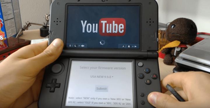 Un Fallo Permite Instalar Juegos Piratas En La Nintendo 3ds