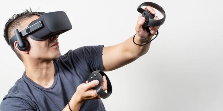 consolas de videojuegos de realidad virtual