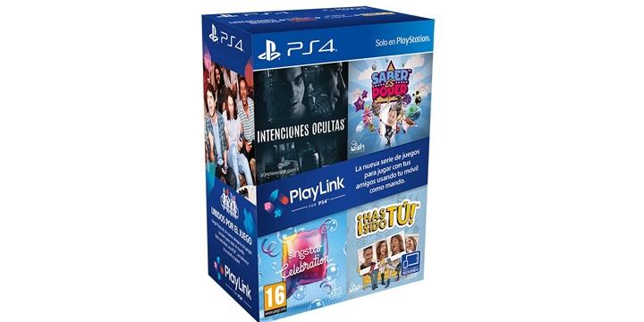 Megapack Playlink El Juego Social Para Playstation 4 Que Se