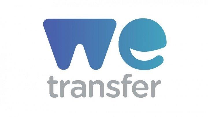 Resultado de imagen para logo wetransfer