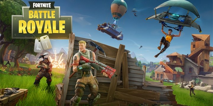 Battle Royale disponible hoy en Switch — Fortnite
