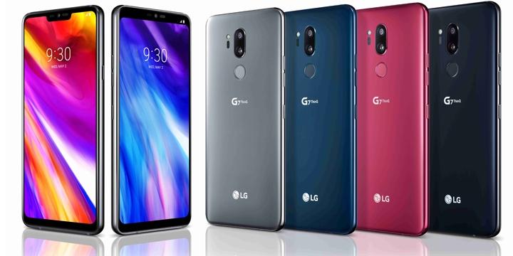 Imagen - LG G6, Q6 y LG G7 ThinQ se actualizan con mejoras en las cámaras y el audio