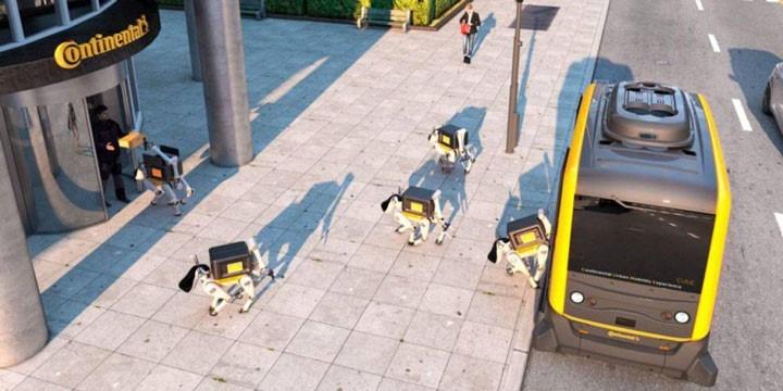 perros-robot-vehiculo-autonomo-continental-ces-2019-720x360