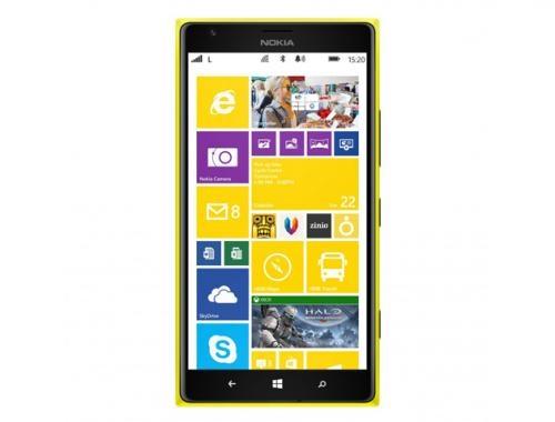 Nokia Lumia 1520, el último smartphone de Nokia