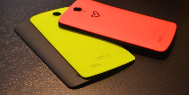 Review Energy Phone Max: barato, potente y personalizable