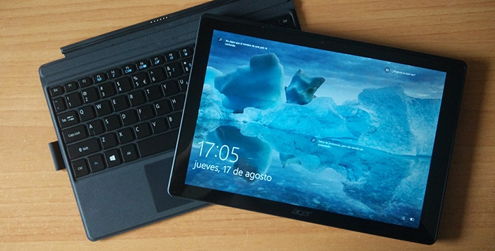 Review: Acer Switch 5, un dispositivo híbrido con potencia más que suficiente