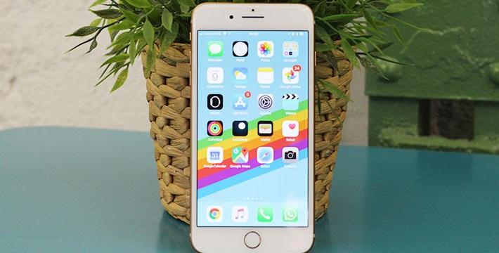 Review: iPhone 8 Plus, carga inalámbrica y más resistente al agua