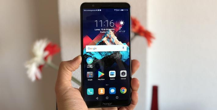 Review: Honor 7X, un móvil con pantalla infinita a un buen precio