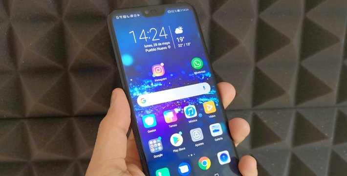 Review: Honor 10, el gama alta barato con notch y doble cámara