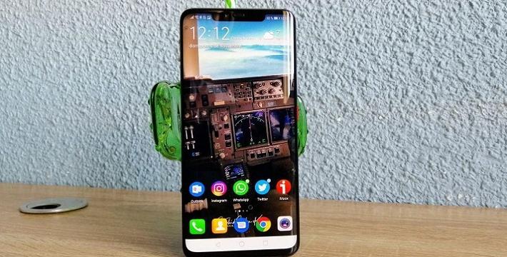 Review: Huawei Mate 20 Pro, mucho más que una cámara bonita