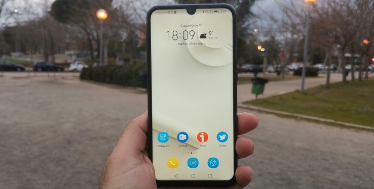 Review: Honor 10 Lite en la dura batalla por la gama media