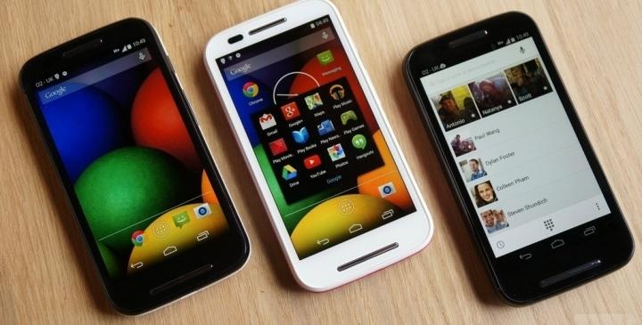 Review: Motorola Moto E, el smartphone top de la gama baja
