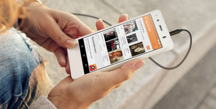 Review: bq Aquaris A4.5, el primer Android One español convence