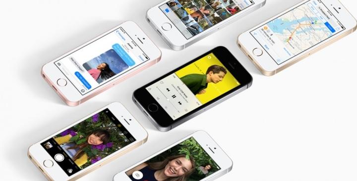 7 alternativas al iPhone SE pero con Android