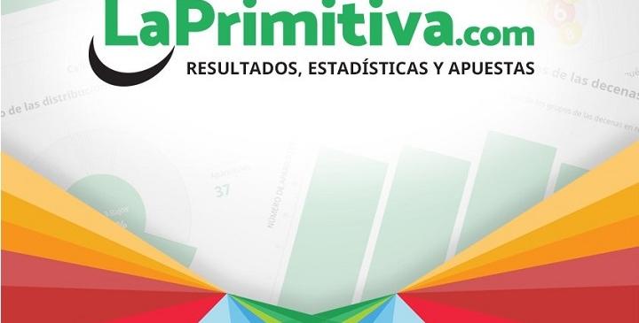 LaPrimitiva.com, la web para consultar resultados y mucho más sobre La Lotería Primitiva