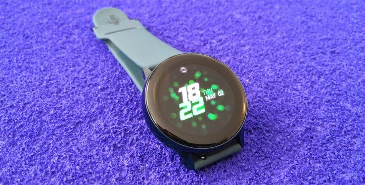 Review: Samsung Galaxy Watch Active, un smartwatch deportivo bien resuelto
