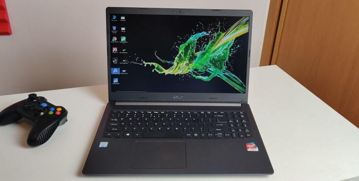 Review: Acer Aspire 5 (A515-54G), un portátil para diario con buenos acabados