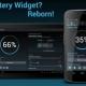Vigila la batería de tu Android con Battery Widget Reborn