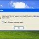 Cómo seguir recibiendo actualizaciones para Windows XP