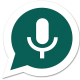 Descarga WhatsVoice, controla WhatsApp por voz