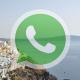 Cómo enviar una ubicación falsa en WhatsApp