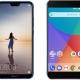Huawei P20 Lite vs Xiaomi Mi A1: comparativa