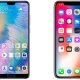 Huawei P20 Pro vs iPhone X: comparativa