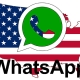 ¿Es WhatsApp popular en Estados Unidos?