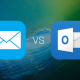 Mail vs Outlook en iOS 9