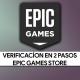 Cómo activar la verificación en dos pasos en la Epic Games Store