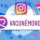 """Instagram añade el sticker """"Vacunémonos"""""""