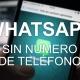 Cómo tener WhatsApp sin número de teléfono