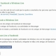 Conectar al chat de Facebook desde Windows Live Messenger 2011