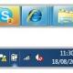 Quitar Skype de la barra de tareas