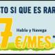 Happy Móvil ofrece 1,2Gb al mes por 7 euros