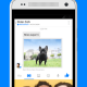 Facebook Messenger se actualiza con selfies y más stickers