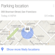 Google Now ya te recuerda dónde aparcaste el coche