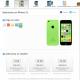 iPhone 5C de 8Gb ya a la venta por 549 euros