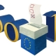 Las Elecciones al Parlamento Europeo 2014 protagonizan la portada de Google
