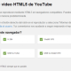 YouTube utilizará el reproductor HTML 5 en vez de Flash