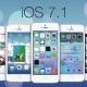 Apple prepara el lanzamiento de iOS 7.1.2