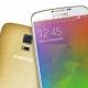 Filtración de la carcasa metálica dorada del Samsung Galaxy F