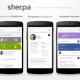 Sherpa Next: el asistente por voz llega la próxima semana para Android