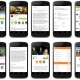 Descarga Google Play con diseño Android L