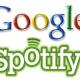 Google quiere comprar Spotify