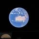 Visita la Tierra, la Luna y Marte en Google Maps
