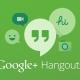 Hangouts permitirá llamar gratis